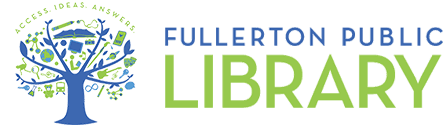 Logo for Fullerton Public Library