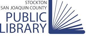 Logo for Stockton-San Joaquin County Public Library