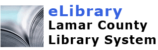 Logo for Lamar County Library System