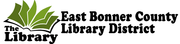 Logo for East Bonner County Library District