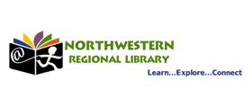 Logo for Northwestern Regional Library