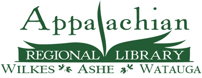 Logo for Appalachian Regional Library