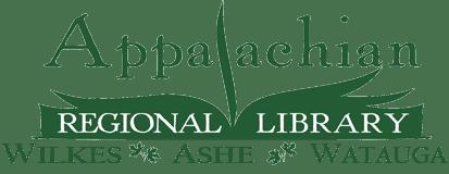 Logo for Appalachian Regional Library