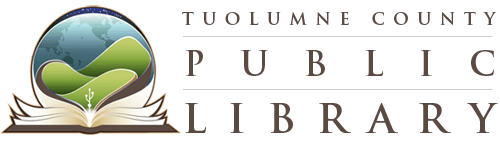 Logo for Tuolumne County Library