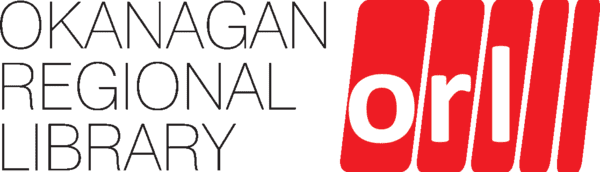 Logo for Okanagan Regional Library