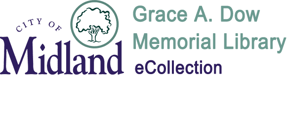 Logo for Grace A. Dow Memorial Library