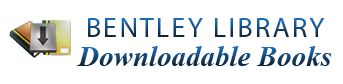 Logo for Bentley University