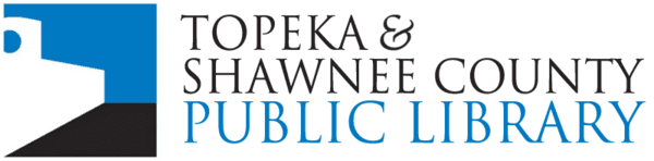 Logo for Topeka and Shawnee County Public Library