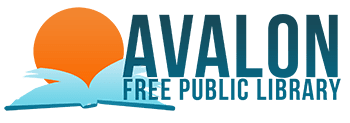 Logo for Avalon Free Public Library