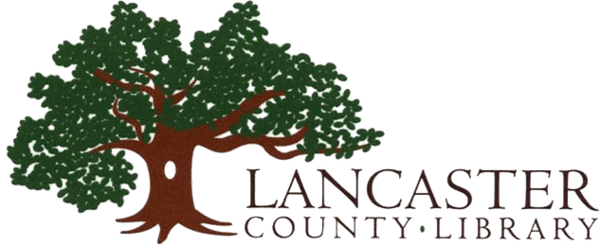 Logo for Lancaster County Library System