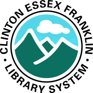 Logo for Clinton Essex Franklin Library System