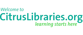 Logo for Citrus County Library System
