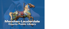 Logo for Meridian-Lauderdale County Public Library