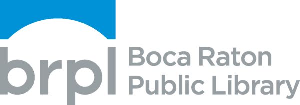 Logo for Boca Raton Public Library
