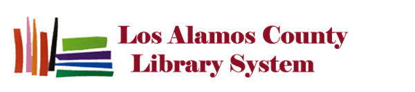Logo for Los Alamos County Library System