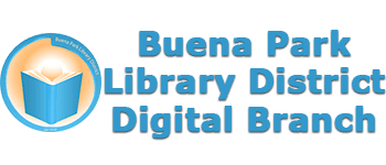 Logo for Buena Park Library District