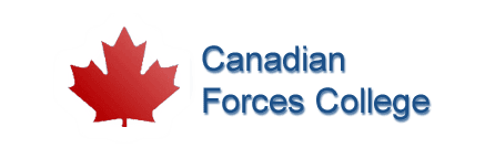 Logo for Canadian Forces College