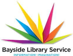 Logo for Bayside Library Service