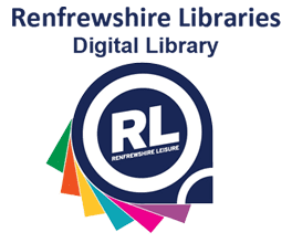 Logo for Renfrewshire Libraries