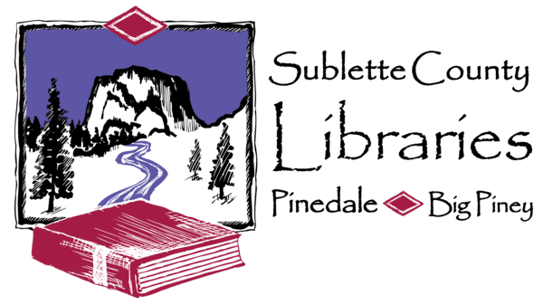 Logo for Sublette County Library