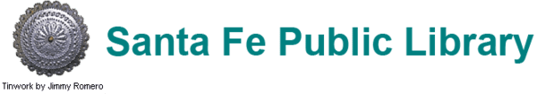 Logo for Santa Fe Public Library