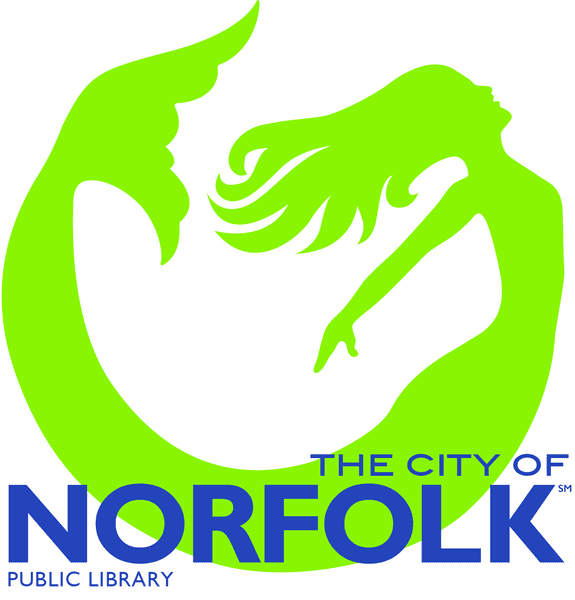 Logo for Norfolk Public Library