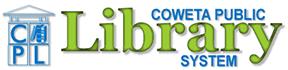 Logo for Coweta Public Library System