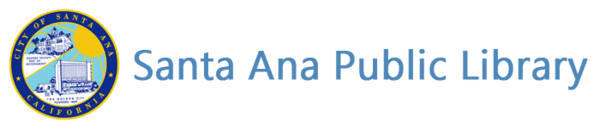 Logo for Santa Ana Public Library