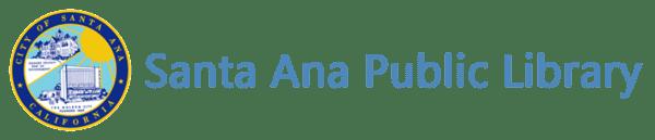 Logo for Santa Ana Public Library