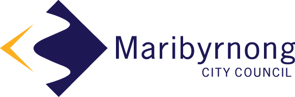 Logo for Maribyrnong Library Services