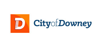 Logo for Downey City Library