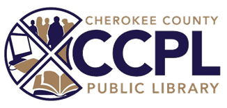 Logo for Cherokee County Public Library