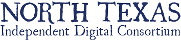 Logo for North Texas Independent Digital Consortium