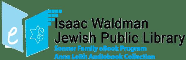 Logo for Isaac Waldman Jewish Public Library