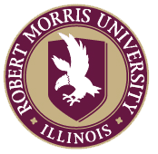 Logo for Robert Morris University Illinois