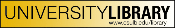 Logo for California State University - Long Beach Campus