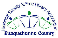Logo for Susquehanna County Library