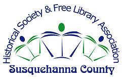 Logo for Susquehanna County Library
