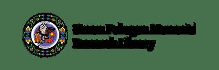 Logo for Pokagon Tribal Library