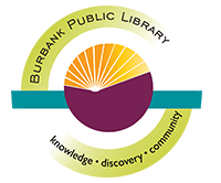 Logo for Burbank Public Library