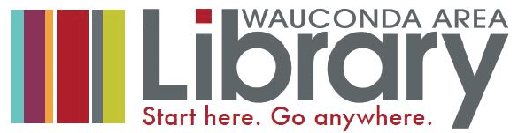 Logo for Wauconda Area Public Library District