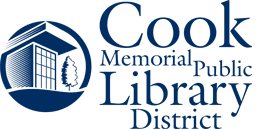 Logo for Cook Memorial Public Library