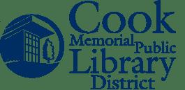Logo for Cook Memorial Public Library