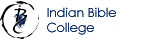 Logo for Indian Bible College