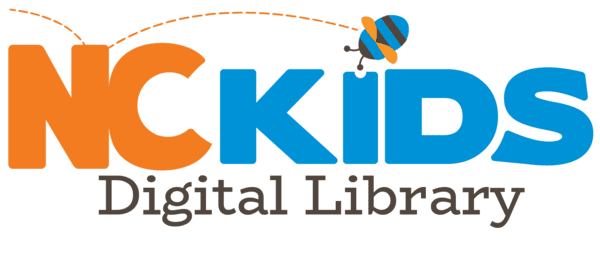 Logo for NC Kids Digital Library