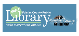 Logo for Fairfax County Public Library