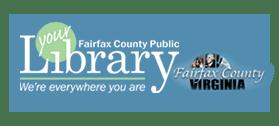 Logo for Fairfax County Public Library