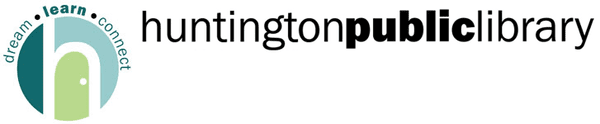 Logo for Huntington Public Library