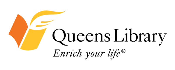 Logo for Queens Library