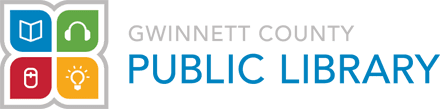 Logo for Gwinnett County Public Library